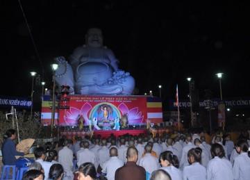 Phật Giáo Tiền Giang: Đêm Văn Nghệ Khai Mạc Tuần Lễ Phật Đản PL.2560