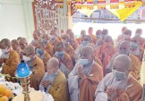 Tiền Giang: Phân ban Ni giới Phật giáo tỉnh viếng Tang lễ Ni trưởng Thích Nữ Như Bình