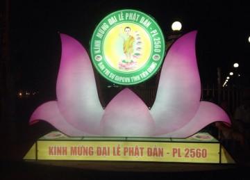 Kế Hoạch Tổ Chức Đại Lễ Phật Đản PL.2565 - DL.2021