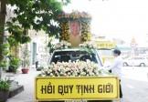 Tiền Giang: Lễ Truy niệm, phụng tống kim quan Hòa thượng Thích Minh Chí trà tỳ