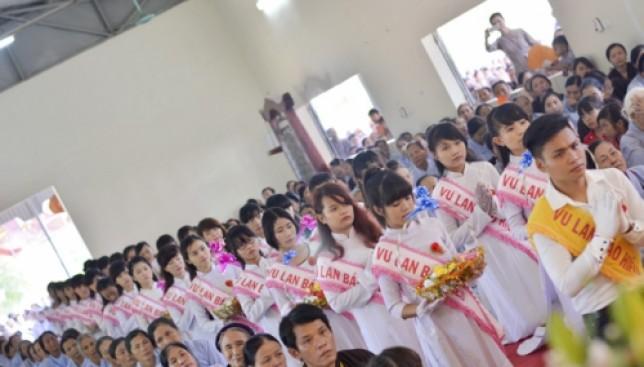 Lễ Vu Lan Báo Hiếu tại chùa Càn Môn - Nghệ An