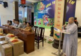 Tiền Giang: Chùa Tịnh Nghiêm vừa chuyển giao hơn 16 ngàn bánh Trung thu đến các Trường Tiểu học và Mầm Non trong tỉnh