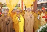 Tiền Giang: Lễ truy niệm, phụng tống kim quan Hòa thượng Thích Thiện Hòa nhập bảo tháp
