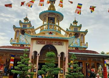 H.Cái Bè: Lễ Húy kỵ lần thứ 48 Hòa thượng Khai sơn chùa Giác Chơn