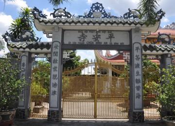 H.Châu Thành: Lịch Sử Chùa Bình An