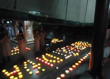 H. Châu Thành: Chùa Linh Thứu III Lễ Vía Phật A Di Đà