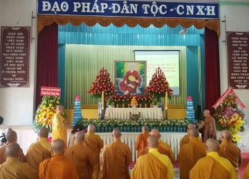 Tiền Giang: Lễ Tưởng niệm 712 năm Phật hoàng Trần Nhân Tông nhập Niết bàn