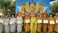Tiền Giang [Video] Phật giáo huyện Châu thành tổng kết Phật sự 2020, tặng 500 phần quà từ thiện