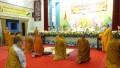 Tiền Giang: [video] Thường trực Ban Trị sự Phật giáo tỉnh Khai mạc Tuần lễ Phật Đản PL.2565