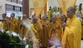 Tiền Giang: [Video] Chư tôn đức lãnh đạo Phật giáo viếng Tang lễ HT.Thích Thiện Hòa